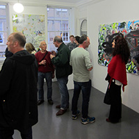 Line of Colour PV, 44AD artspace, Bath